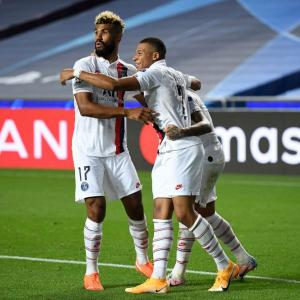 Super-subs Mbappe, Choupo-Moting turn it PSG's way