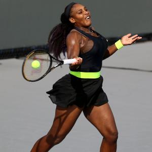 Why Serena won't stay at players' hotel during US Open