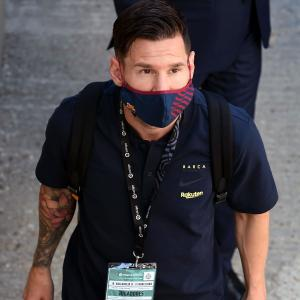 Messi fails to show up for Barca's pre-season medical