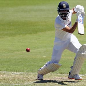 Tour match: India A openers Shaw, Gill fall for ducks