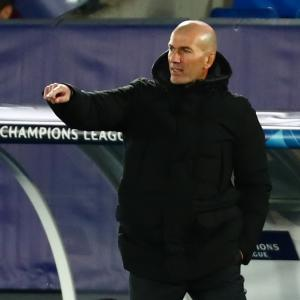 I will never be the Ferguson of Madrid: Zidane