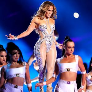 J-Lo, Shakira project power of women at Super Bowl