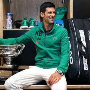 Can Djokovic go past Nadal and Federer?
