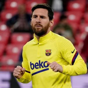 'It is my wish to see Messi finish his career at Barca'