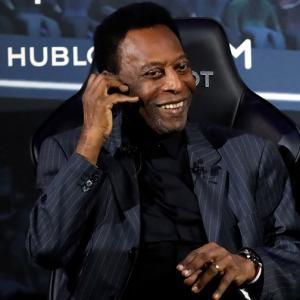 'Pele is depressed, reclusive due to health issues'