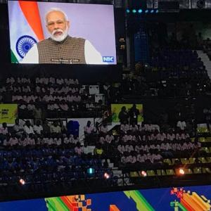 PM Modi declares open Khelo India University Games