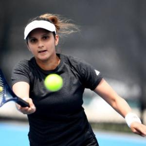 Sania makes winning return to WTA circuit