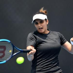 Sania Mirza's amazing run continues