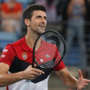 Djokovic the man to beat, again, at Melbourne Park