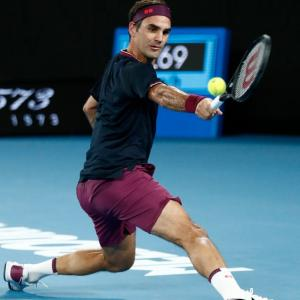 Aus Open PIX: Big guns advance in Melbourne