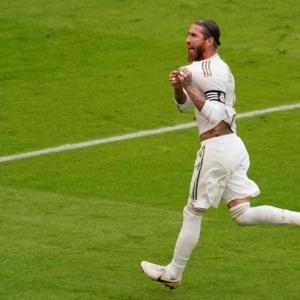 La Liga: Ramos keeps Real in control of title race