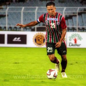 ISL: ATK Mohun Bagan to retain green-maroon jersey