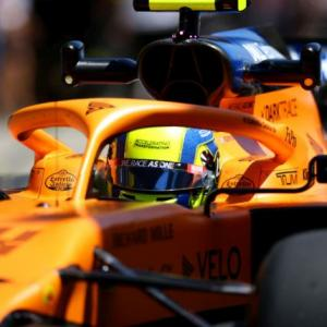F1: Norris unlikely to do podium encore at Styrian GP