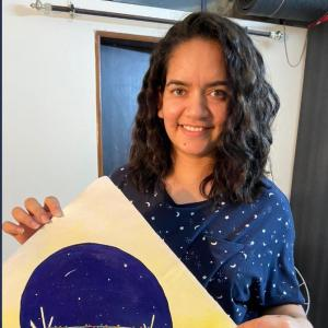 COVID-19: This shooter auctions paintings to aid needy