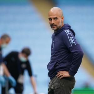 White people should apologise for racism: Guardiola