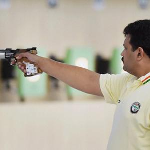 How this shooter won his duel with COVID-19