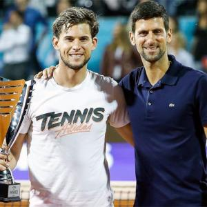 Thiem 'extremely sorry' for Adria Tour antics