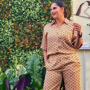 SEE: Proof Sania Mirza and her son are adorable