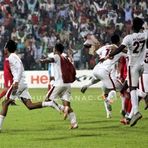 Dominant Mohun Bagan clinch I-League title