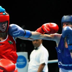 Tokyo Olympics boxing qualifiers suspended