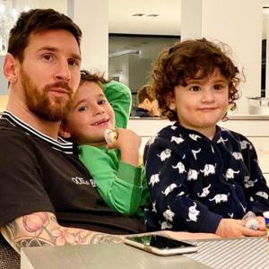 Time to be responsible and stay at home: Messi