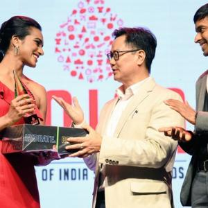 Dont lose focus, keep training: Rijju to athletes