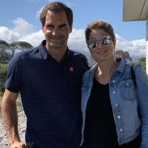 Federer donates one million francs to support families