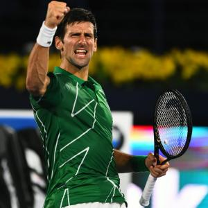'None more unbeatable than Djokovic at his best'