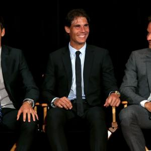 Who is the greatest among Federer, Nadal and Djokovic?