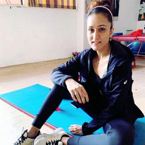 SEE: How TT star Manika is staying fit during lockdown