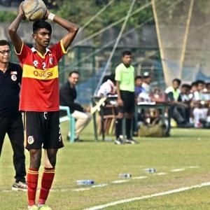 East Bengal players, official asked to 'vacate' flats
