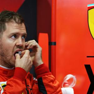 'Shocked Vettel will not be at Ferrari next season'