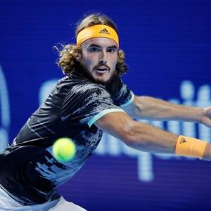 Champion Tsitsipas in Nadal's group at ATP Finals
