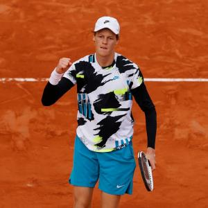 French Open PIX: Teenager upsets Halep; Bertens ousted