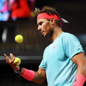 It's too cold to play tennis, says Nadal after win