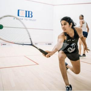 Sports Shorts: Joshna enters Egyptian Open quarters