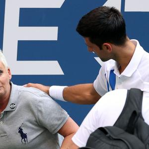 World No 1 Djokovic disqualified from US Open