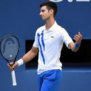 Djokovic exit ends 'Big Three' reign over Grand Slams