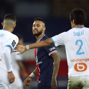 PSG 'strongly supports' Neymar over racism complaint