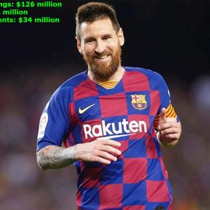 Check out Forbes' Top 10 highest-paid footballers