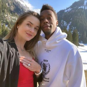 Tennis players Monfils-Svitolina engaged!