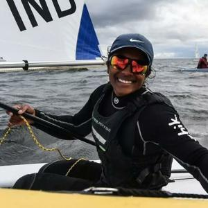 How sailor Nethra charted her journey to Olympics