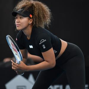 Osaka heads to Melbourne with world at her feet