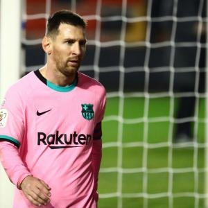 Messi to take call on his Barca future at season end