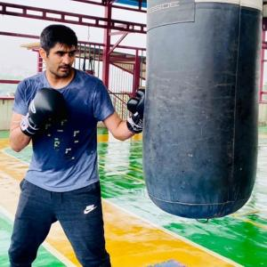 Vijender set to return to the ring