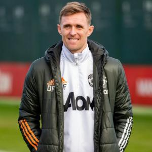 Fletcher joins Manchester United's coaching staff