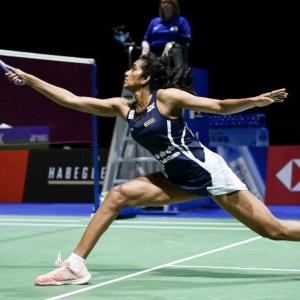 Swiss Open: Sindhu wins; Praneeth, Satwik-Ashwini lose