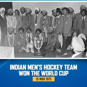 'It hurts that 1975 hockey WC gold has been forgotten'