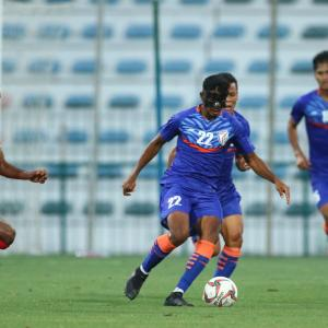 Rookie India hold Oman to 1-1 draw in friendly