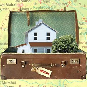 29% of Indians relocated their home. See where your state stands